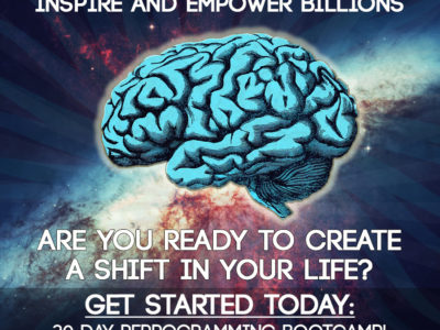 30 Day Mindset Shift Challenge